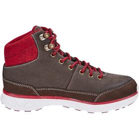 Dachstein Loden Walker DDS Zapatillas Mujer, dark brown/chili